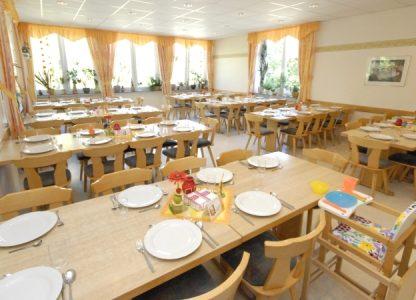 Eifelmaar-Jugendherberge Daun - Essensraum