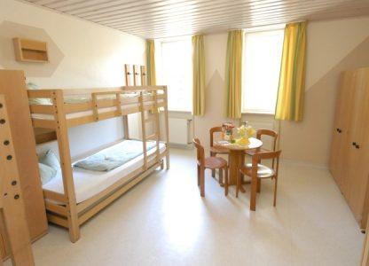 Eifelmaar-Jugendherberge Daun - Schlafplätze