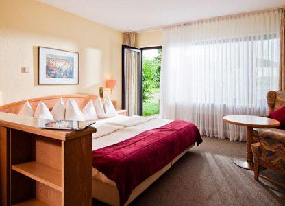 Erholung im Sporthotel & Resort Grafenwald Zimmer