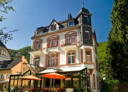 Haus Hohenzollern - Außenansicht - Kopie