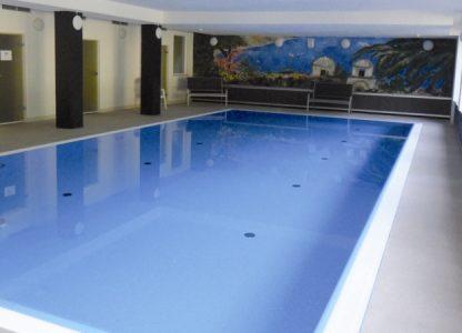 Haus Hohenzollern - Ziehen Sie ein paar Bahnen im Hauseigenen Schwimmbad