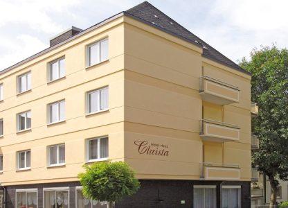 Hotel Haus Christa - Außenansicht