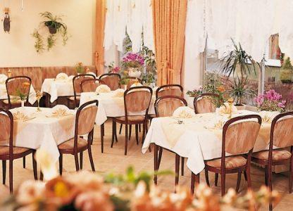 Hotel Haus Christa - Genießen Sie hier Ihr Frühstück
