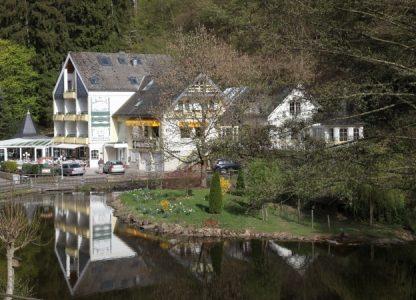 Hotel Schwanenweiher - Außenansicht