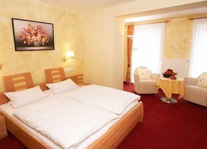 Hotelzimmer Meerfeld