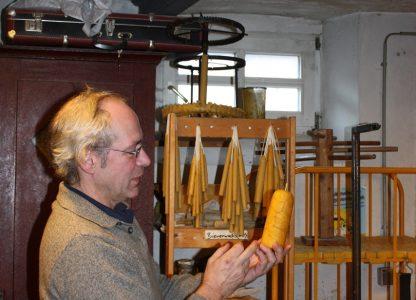 Wachsmanufaktur Moll Handgemachte Kerzen