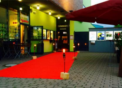 Logo Kinopalast Eifel Eingang