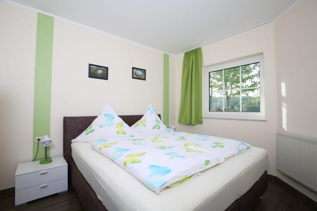 Schlafzimmer Milan Hubertushof Schönbach