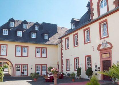 Schloß-Hotel Kurfürstliches Amtshaus - Außenansicht