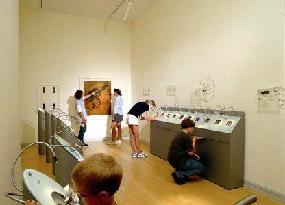Ausstellungsräume Museum