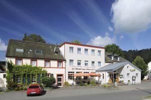 Hotelgebäude in Deudesfeld