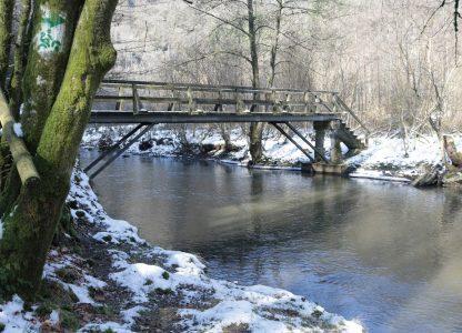 Brücke über die Lieser