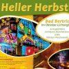 Heller Herbst: Bad Bertrich im Lichterglanz