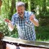 Manuel Andrack wandert die HeimatSpur Kurschattensteig