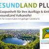 Couponheft GesundLand Plus 2022: Jetzt Beteiligung anmelden!
